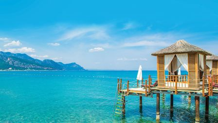 The Antalya region on Turkey's Turquoise Coast - one of the highlights of Norwich Airport's new annu