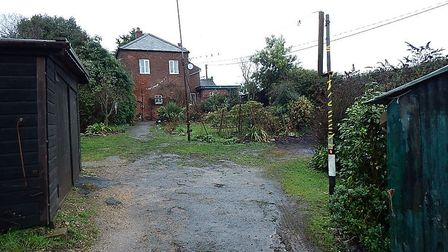 The cottage coming up for auction. Pic: Auction House