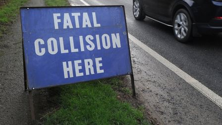 A man in his 40s has died in a fatal traffic collision in Lingwood Picture: Chris Bishop