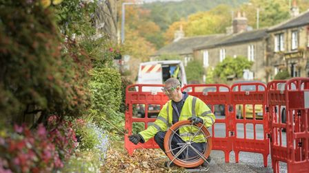 Ultra-fast broadband will be coming to nine Norfolk market towns, Openreach has announced. Picture: