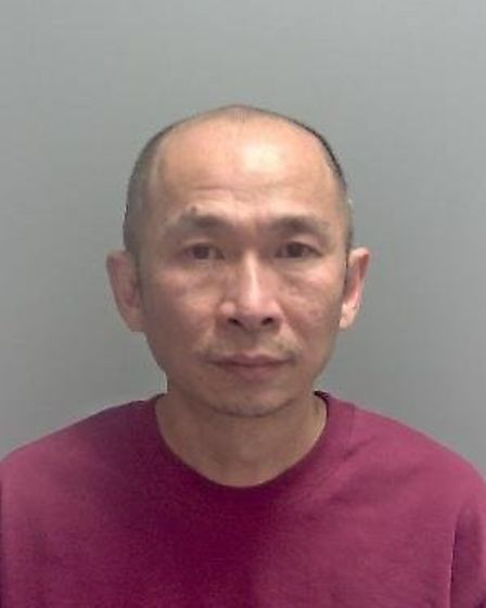 Hin Liow was sentenced to 4 years 8 months for death by dangerous driving. Picture: NORFOLK CONSTABU