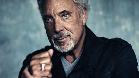 Tom Jones is coming to Earlham Park in Norwich in 2020 Credit: Supplied by LHG Events