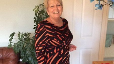 A charity benefit dance wiill be held at Stowbridge Village Hall in memory of Sue Roach. Picture: Jo