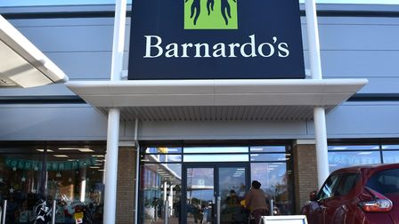 A new Barnardo's store opened its doors on the North Quay Retail Park in Lowestoft in November. Pict