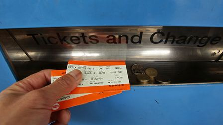 A new railcard for military veterans is set to be launched in the UK later this year. Picture: Yui M