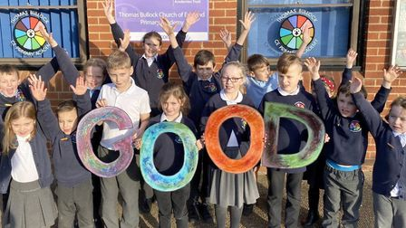 Thomas Bullock CE Primary Academy in Shipdham has been rated as 'good' by Ofsted. Picture: DNEAT