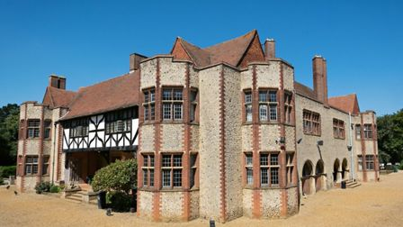 Overstrand Hall. Pic: Archant.