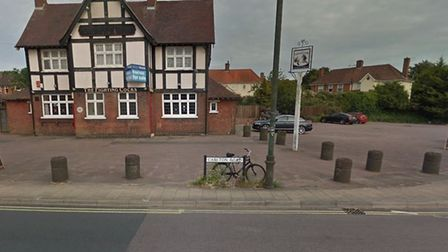 The Fighting Cocks pub in Lowestoft. Plans have been refused for a development at the site. Picture: