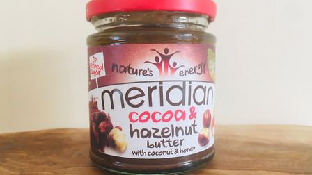 Meridian Cocoa and Hazelnut Butter Picture: Charlotte Smith-Jarvis
