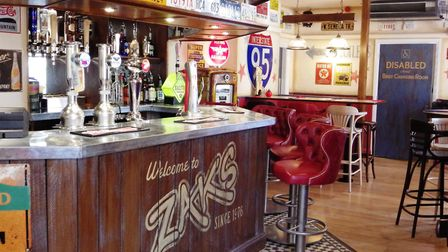 Zaks in Thetford. Pic: Archant library