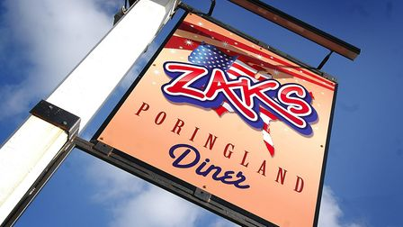 Zaks in Poringland. Pic: Archant library