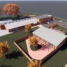 How the new Gayton Primary School could look. Pic: NPS.