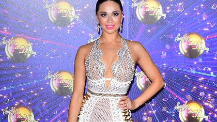 Katya Jones is one of the Strictly stars heading to theatres in Norfolk and Suffolk this summer Cred