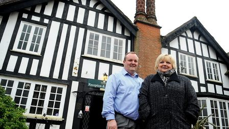 Staff who worked at the hotel have hit out at the Scrivens for paying them late. Photo: Archant