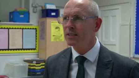 Barry Smith, former principal of Great Yarmouth Charter Academy. Picture: Archant