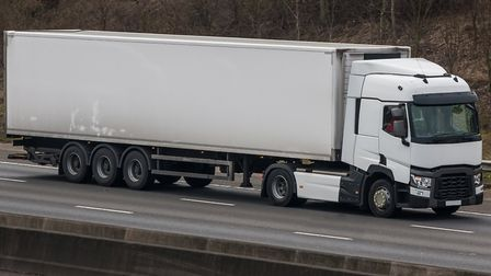 A total of 30 people have been found in the back of lorries travelling through Norfolk since 2014, f