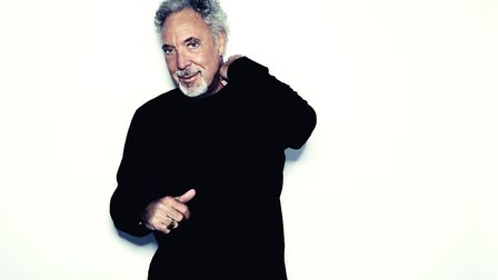 Tom Jones is coming to Earlham Park in Norwich this summer Credit: Supplied by LHG Events