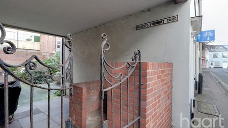 The fascinating home for sale in Muspole Street. Pic: Haart