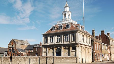 The Custom House, King's Lynn Picture: Chris Bishop