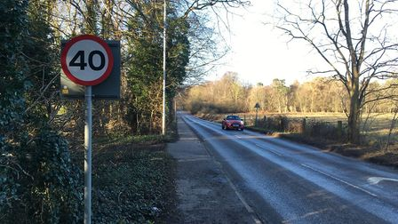 A new roundabout could be installed in Plumstead Road. Pic: Dan Grimmer.