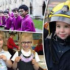 Pancake races, learning about Islam and a visit from a fire engine. Picture: Norwich School/Hannah H