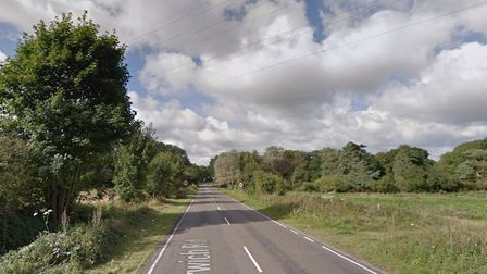 A section of Norwich Road, heading into Swaffham. Picture: GOOGLE STREET