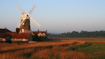 Cley Windmill Credit: Supplied by the Good Hotel Guide