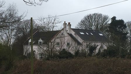Hill House on Hall Lane in Drayton, which could make way for a new care home. Picture: Archant