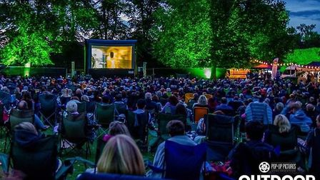 The festival has been organised by Pop-Up Pictures who run evening cinema events across East Anglia,