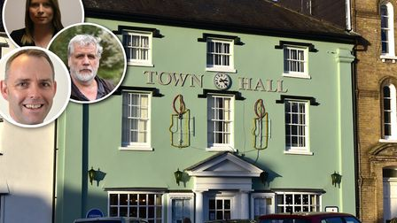 Attleborough Town Council and mayor Tony Crouch have accused councillors Taila Taylor and Ed Tyrer o