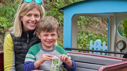 The Bure Valley Railway VIP day for mums is just one of the brilliant events running on Mother's Day