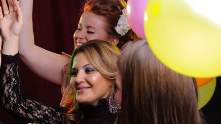 A girl power disco is taking place over Mother's Day weekend Picture: Getty Images/iStockphoto