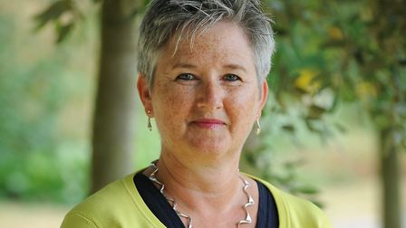 Dr Jan Sheldon, chief executive of St Martins Housing Trust. Picture: St Martins