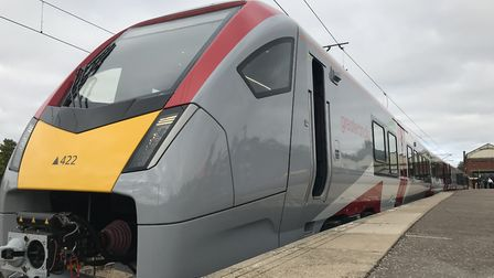 Greater Anglia train services between Norwich Lowestoft and Great Yarmouth have been disrupted by le