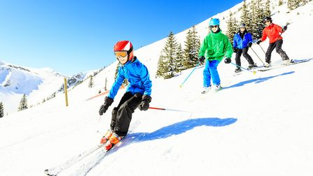 Norfolk schools have seen pupils return from ski trip to areas of Italy affected by coronavirus. Pic