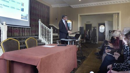 A conference at Yarmouth's Imperial Hotel. Pic: Paul Davies