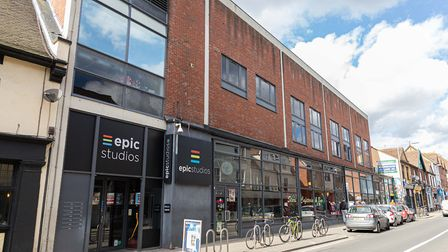 Epic Studios on Magdalen Street in Norwich. Picture: Epic Studios