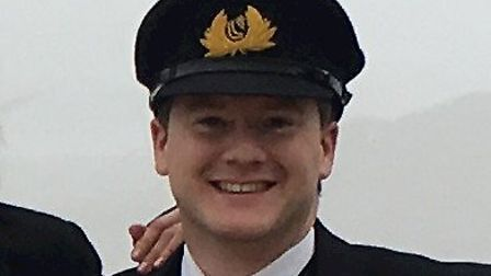 Jonathan Stewart, known as Jonny, a Loganair captain who died in a road accident in north Norfolk on