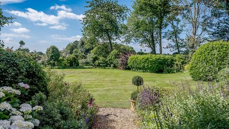 The Old Rectory is on the market for 1,050,000. Picture: Savills