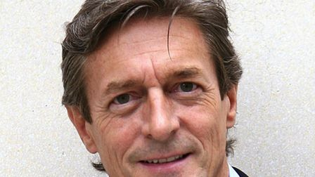 Nigel Havers stars in Private Lives Credit: Supplied by Norwich Theatre Royal