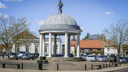 The community of Swaffham is coming together to help those that are vulnerable. Picture: Matthew Ush