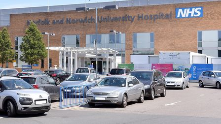 Stephanie Payne died at Norfolk and Norwich University Hospital after being found unresponsive in No