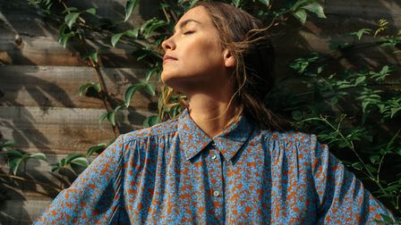 Bella Singleton is launching a ready to wear capsule collection of shirts and shirt dresses. Picture