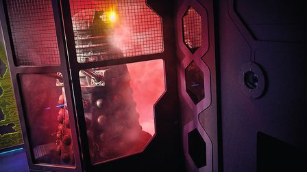 A Doctor Who escape room is coming to Norwich Credit: Escape Hunt