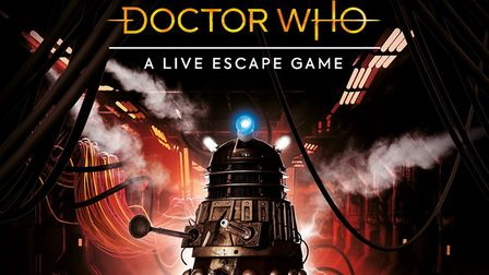 You need to defeat a dalek in the new escape room coming to Norwich Credit: Escape Hunt