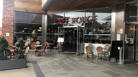 Escape Hunt will open in the former home of Cafe Rouge Picture: Archant