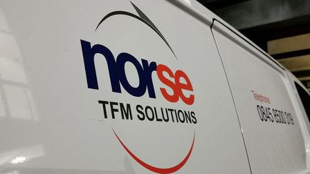 Norse has confirmed that it has axed 20 jobs in its grounds division. Picture: Sarah Ravencroft