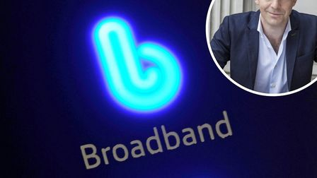 Martin Lewis of MoneySavingExpert on how to save money on your broadband deal. Picture: Archant/Mone