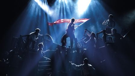 Les Miserables. Picture: Supplied by Norwich Theatre Royal
