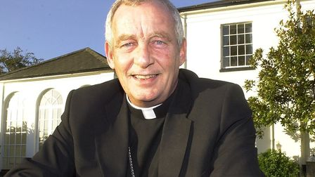 The former Bishop of East Anglia, Peter Smith, has died. Picture: James Bass